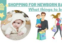 Shopping for newborn baby boy and what things to buy in online shopping