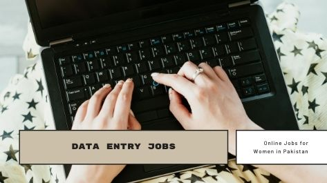 Online Data Entry Jobs for Women in Pakistan