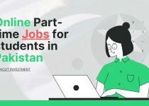 Online Part-time Jobs for students in Pakistan
