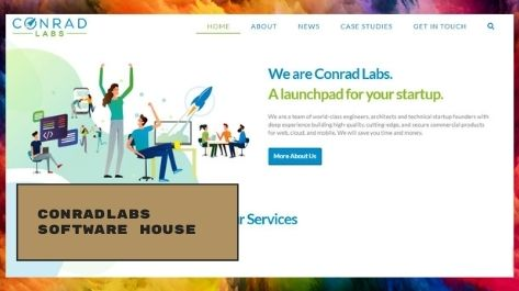 Conrad Labs Best Lahore Based software house