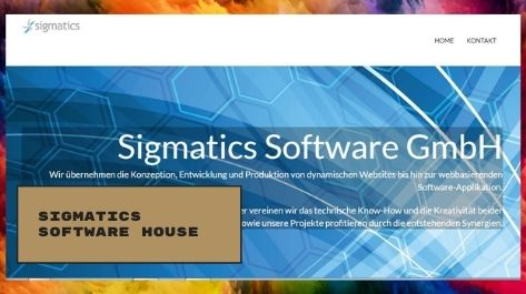 SIGMATICS Software House