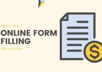Online form filling jobs for students in Pakistan